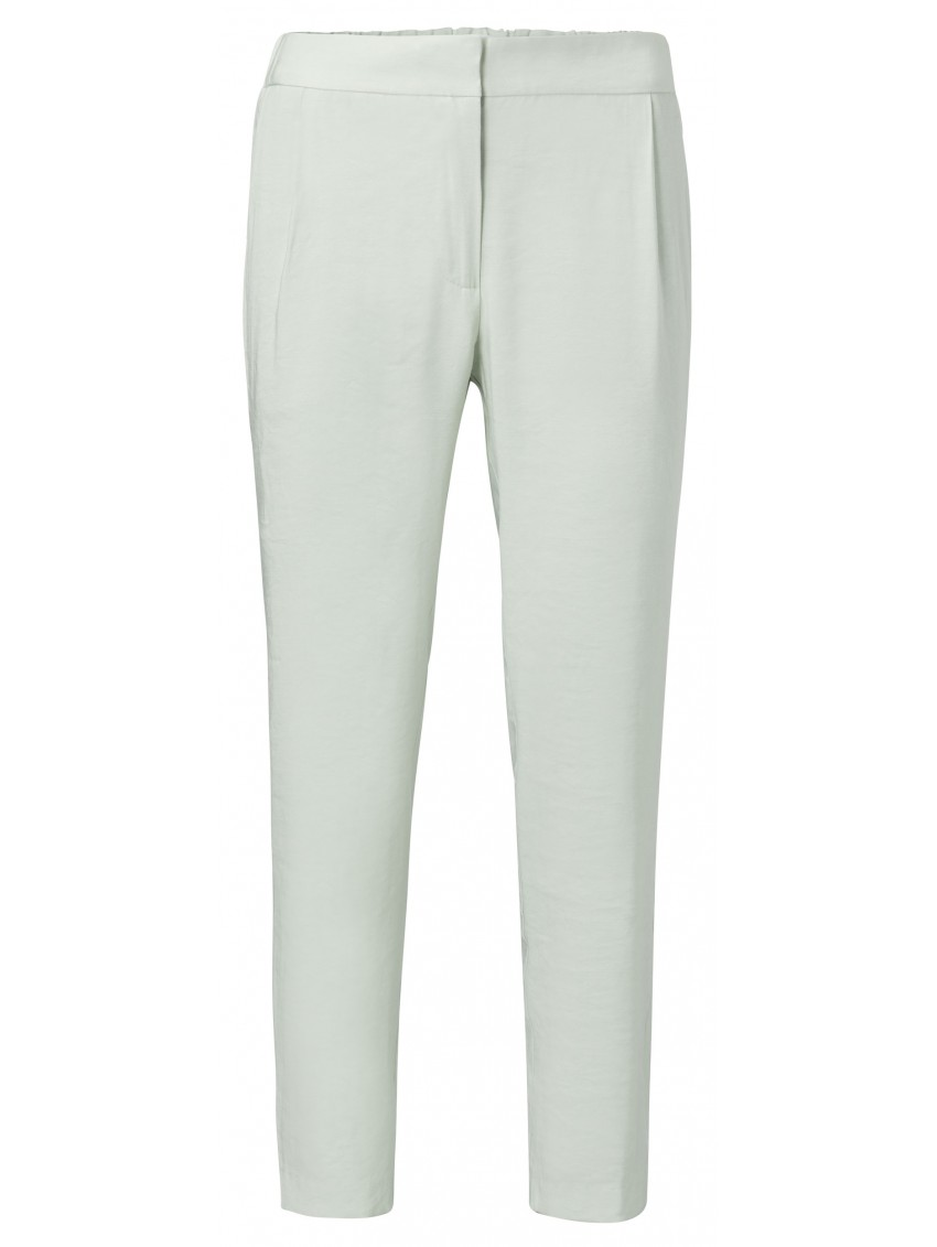 YAYA Relaxed fit pastel trousers