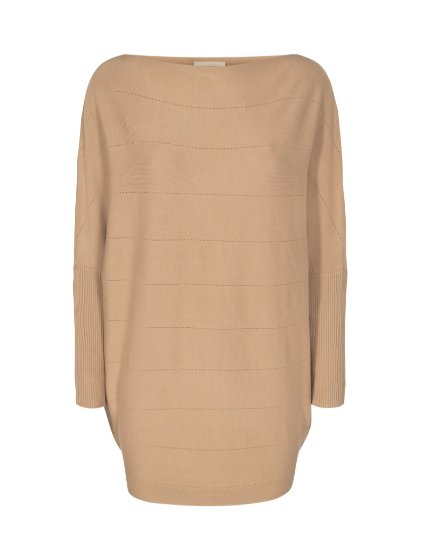 Freequent Sally Pullover Pointelle