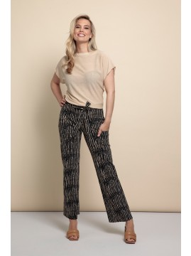 Studio Anneloes Ariane Dot Line Trousers