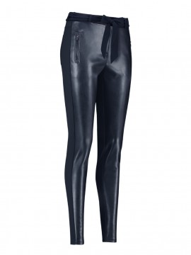 Studio Anneloes Margot Leather Combi Trousers