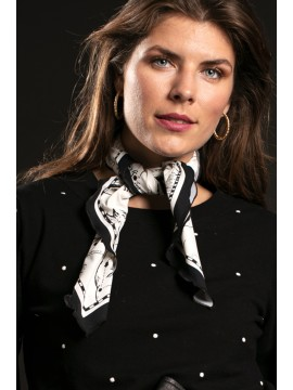 Studio Anneloes Triangle Astro Scarf