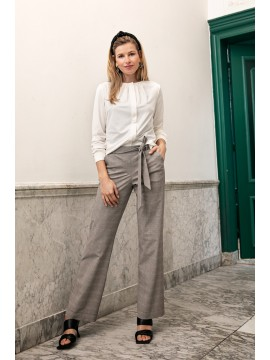 Studio Anneloes Marilyn Check Trousers