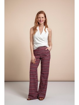 Studio Anneloes Young Marilyn Multi Trousers